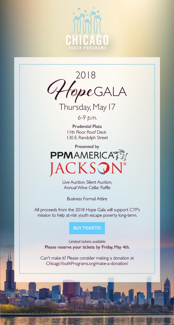 2018 Hope Gala