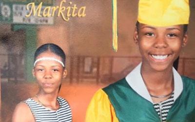 Markita at 14