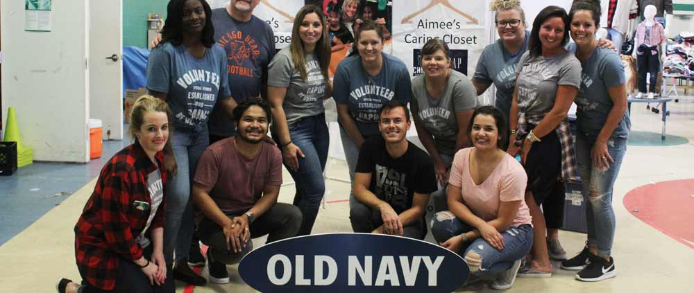 old navy team